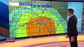 Henry's Forecast: Sunday, March 18, 2018