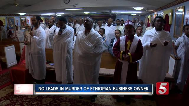 1 Year Later: No Leads In Murder Of Ethiopian Business Owner