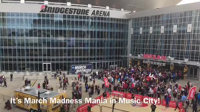 March Madness In Music City Boosts Business
