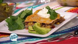 Dyan Damron's Mexican Lasagna Recipe