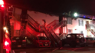 4 Apartments Damaged In Westmoreland Fire