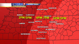 Severe Weather Threat Prompts School Closings