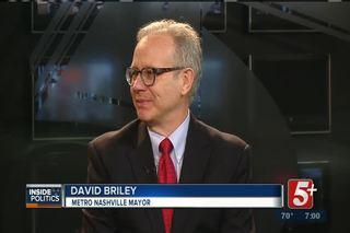 Inside Politics: Mayor David Briley