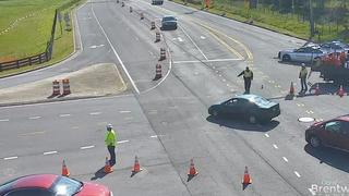 Fatal Crash Closes Franklin Road In Brentwood