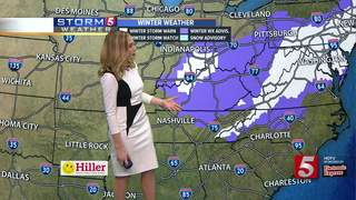 Heather's Forecast: Wednesday, March 21, 2018