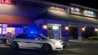 Teen Shot In Face Near Hermitage Shopping Center