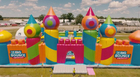 World's Biggest Bounce House To Visit Nashville