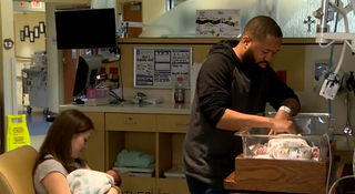 Local Hospital Offers 24/7 NICU Video System