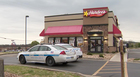 Hardee's Restaurant Manager Robbed