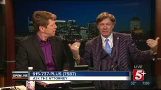 Ask the Attorney March 2018