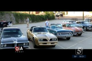 Out and About Today- Lambda Car Club