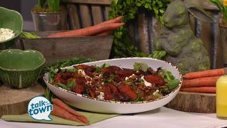 Chef's Market Carrot Cake Salad Recipe