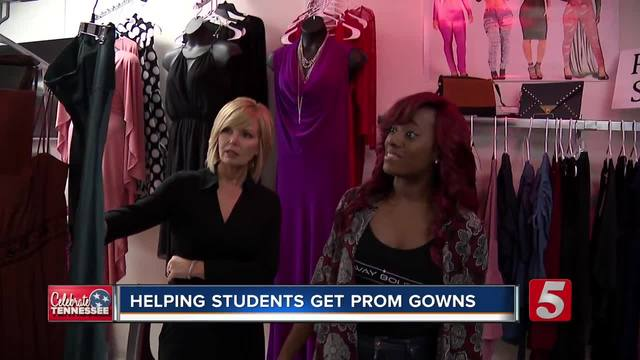 Boutique Gives Away Free Prom Dresses - NewsChannel 5 Nashville