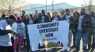 Community Oversight Board plan moves forward