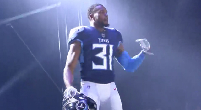 Tennessee Titans Reveal New Uniforms