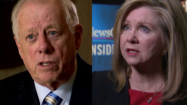 Bredesen Leads Blackburn In US Senate Race