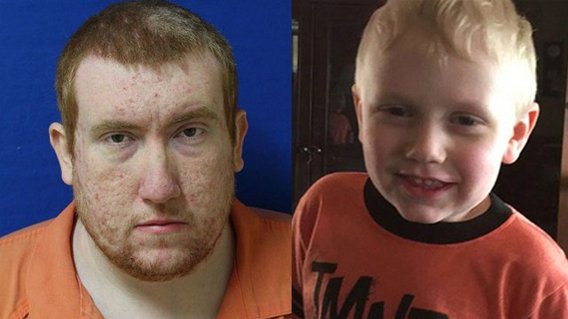 Father arrested for killing 5-year-old son