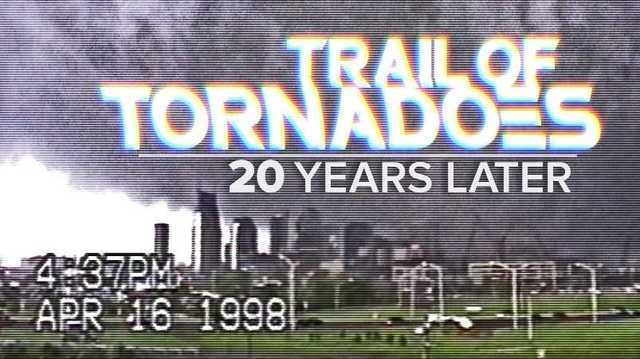 20th Anni. Of Deadly Tornadoes Remembered