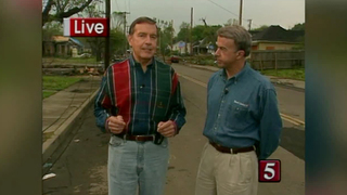 Chris Clark, Ron Howes Report On 1998 Tornadoes