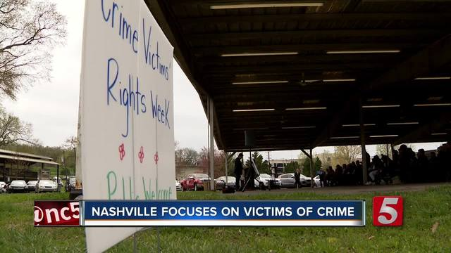 Middle Tennessee Crime Victims Meet To Support Each Other