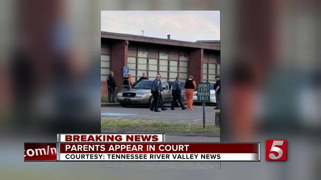 Tennessee parents charged in death of 5-year-old autistic son