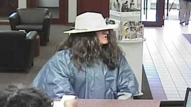 Ohio Man In Custody For 2 Alleged Local Bank Robberies