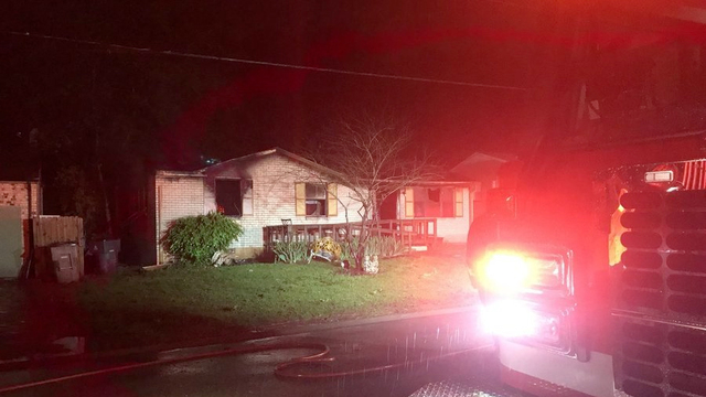 Elderly woman killed in Akron house fire
