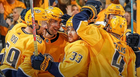 Preds Get Reminder Of What Playoffs Are About