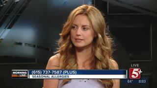 MorningLine: Seasonal Allergies