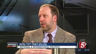 MorningLine: International & National Politics
