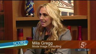 Score on Business: Mila Gregg