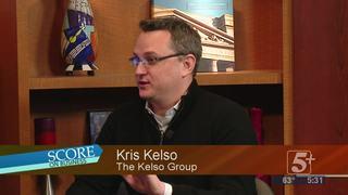 Score on Business: Kris Kelso