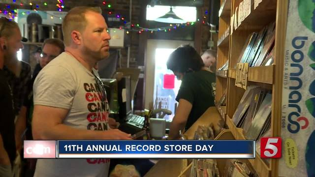 Record Store Day at Brixton's Pure Vinyl