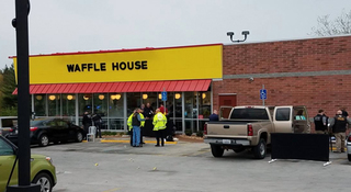 4 Dead, 4 Injured In Waffle House Shooting