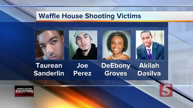 3 killed, 4 injured in Nashville Waffle House shooting