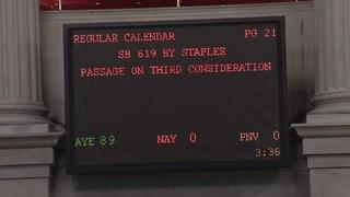 Lead Testing Bill Clears Final Vote
