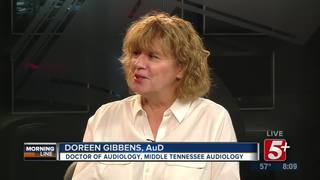 MorningLine: Ask The Audiologist