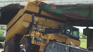 Bridge Crash Repairs Prompt Weekend Closures
