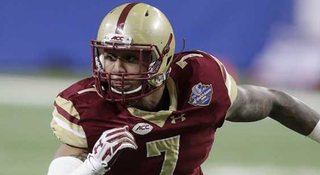 Titans Grab BC's Landry In 2nd Round