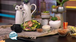 Chef's Market Sudan Salmon Salad