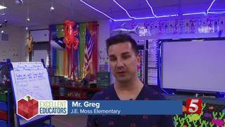 Kindergarten Smorgasboard Creator Mr. Greg
