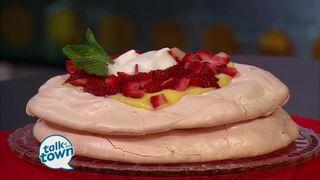 Berry & Meringue Torte