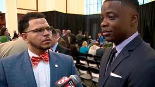 James Shaw Jr. Recognized During State Of Metro