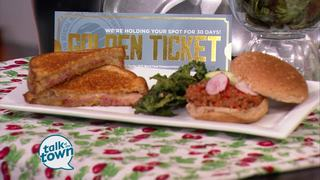 Gourmet Grilled Cheese & Sloppy Joes Makeovers