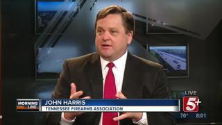 MorningLine: Gun Laws and Regulation