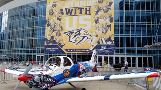 Smash Jet Proceeds Benefit Predators Foundation
