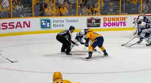 Winnipeg Jets vs. Nashville Predators Free Prediction 5/10/18