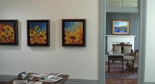 New Exhibit Displays Alexandre Renoir's Artwork