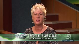 Retirement Report:Tax Season is Over...What Now?