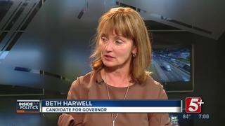 Inside Politics: Beth Harwell, Candidate For...